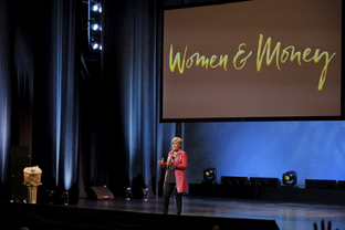 "'OPRAH'S SUPERSOUL CONVERSATIONS' PODCASTFEATURES ""SUZE ORMAN AT THE APOLLO: WOMEN AND MONEY"""