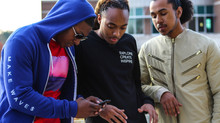 Three College Students Will Break Records Launching the Youngest Black Owned Clothing Company To Ste