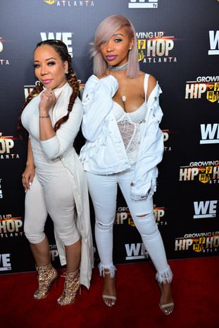 """ATL Stars Turn Out for """"Growing Up Hip Hop Atlanta"""" Premiere"""