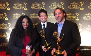 CHAD HURLEY & STEVEN SHIH CHENYOUTUBE FOUNDERSTO RECEIVE THE LIFETIME ACHIEVEMENT AWARDAT THE 70