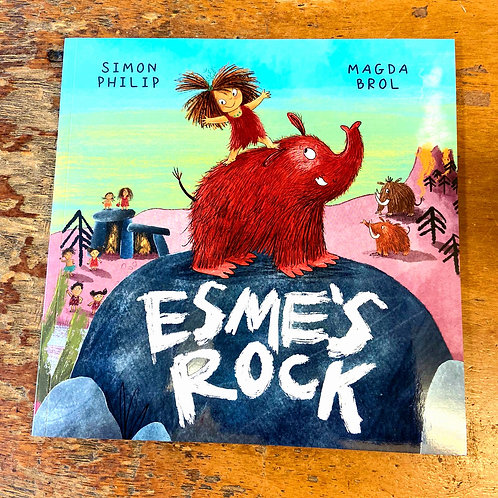 Esme's Rock | Simon Philip and Magda Brol