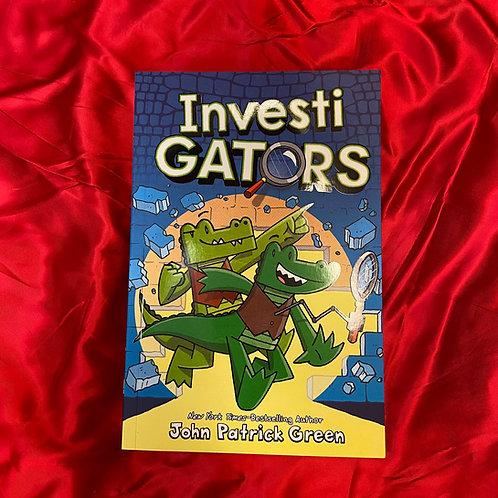 InvestiGators   John Patrick Green
