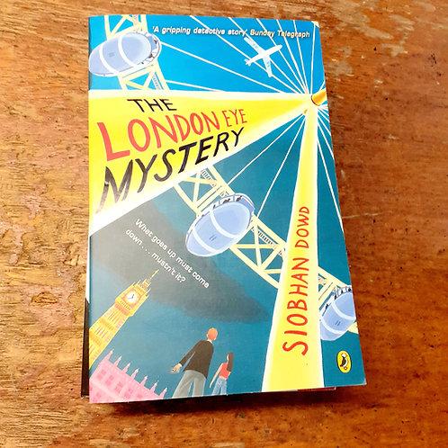London Eye Mystery | Siobhan O'Dowd