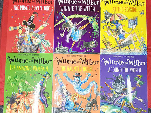 Winnie and Wilbur Picture Books | Valerie Thomas and Korky Paul