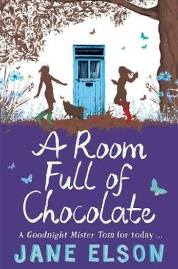 A Room Full of Chocolate | Jane Elson