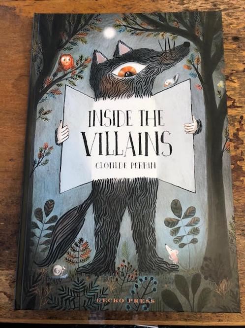 Inside The Villians | Clotilde Perrin