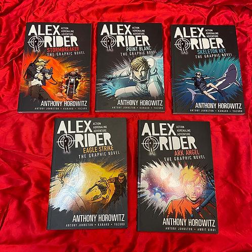 Alex Rider: Graphic Novel   Anthony Horowitz