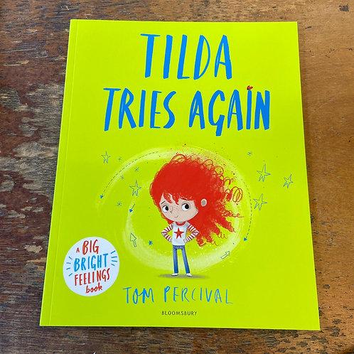 Tilda Tries Again | Tom Percival