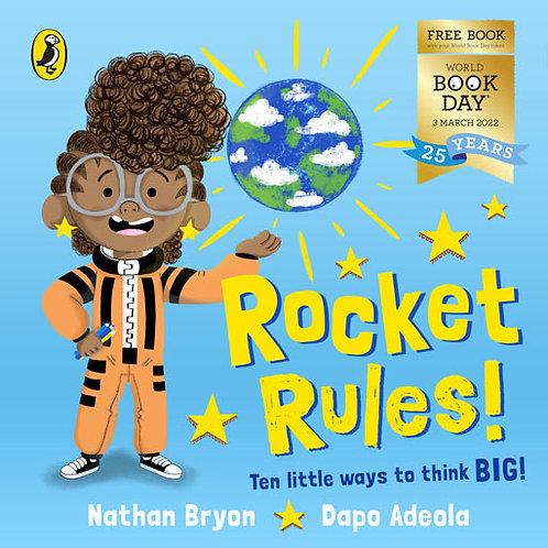 Pack of 50: Rocket Rules! | Nathan Bryon and Dapo Adeola