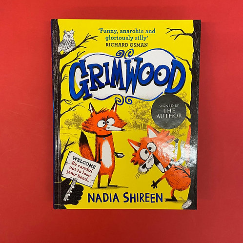 Grimwood   Nadia Shireen
