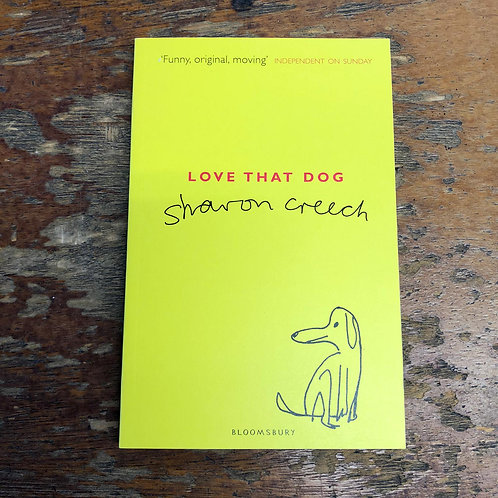 Love that Dog | Sharon Creech
