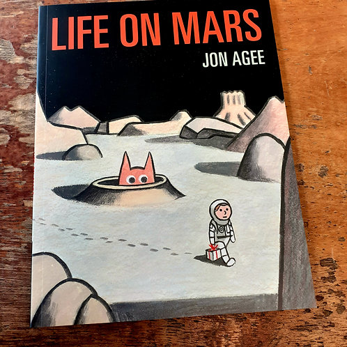Life On Mars | John Agee