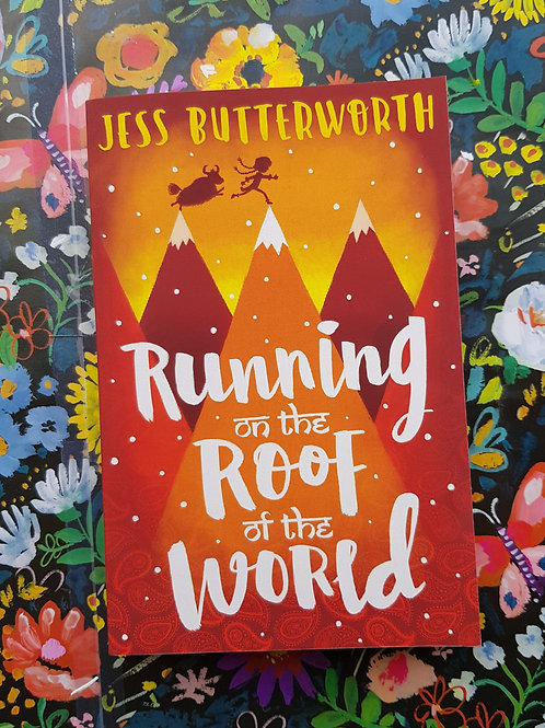 Running On The Roof Of The World | Jess Butterworth