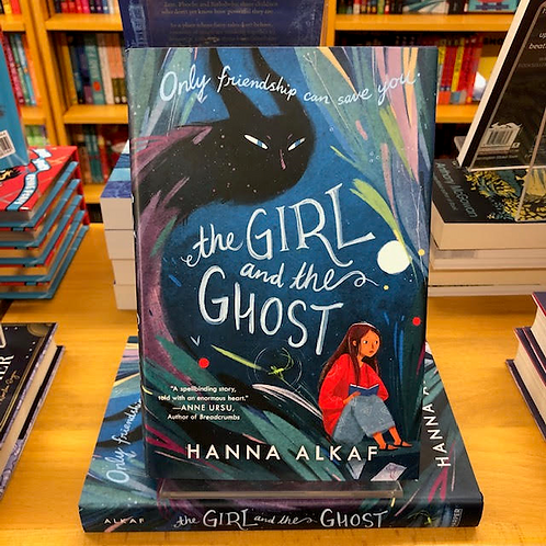 The Girl and the Ghost | Hanna Alkaf