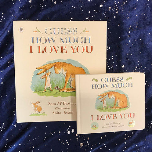 Guess how much I love you | Sam McBratney and Anita Jeram