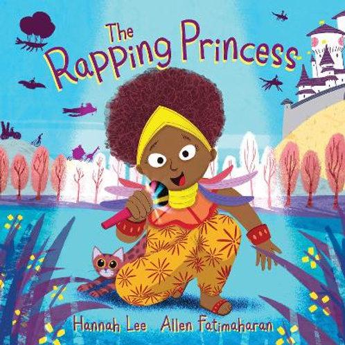 Rapping Princess   Hannah Lee