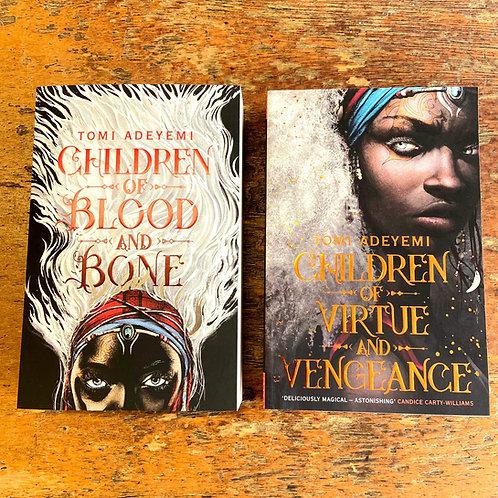 Children of Blood and Bone | Tomi Adeyemi