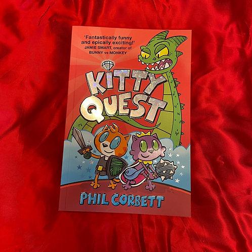 Kitty Quest   Phil Corbett