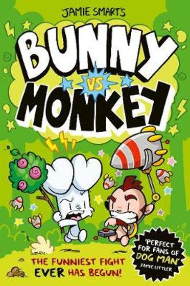 Bunny vs Monkey vol 1 & 2 | Jamie Smart
