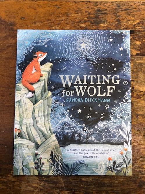 Waiting for Wolf | Sandra Dieckmann