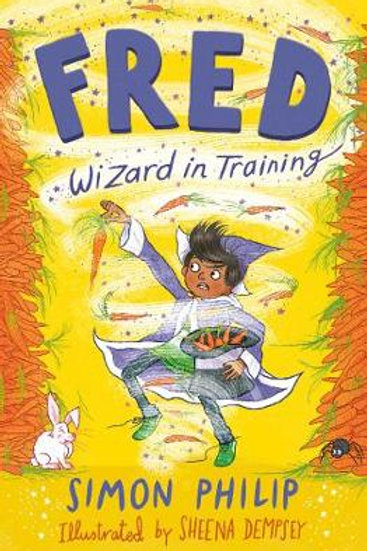 Fred: Wizard in Training | Simon Philip and Sheena Dempsey