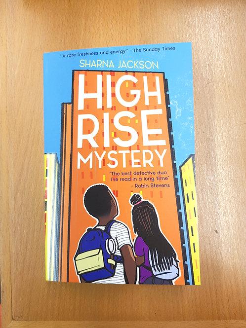 High Rise Mystery | Sharna Jackson