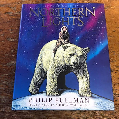 Illustrated Northern Lights | Philip Pullman and Chris Wormell