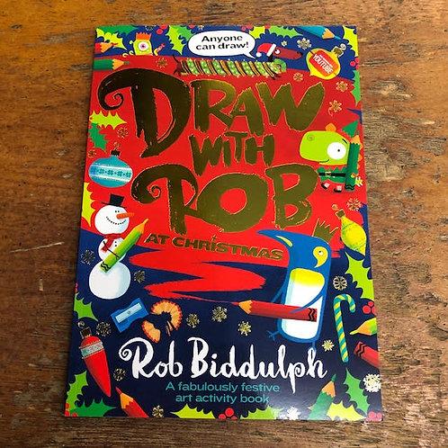 Draw with Rob at Christmas | Rob Biddulph