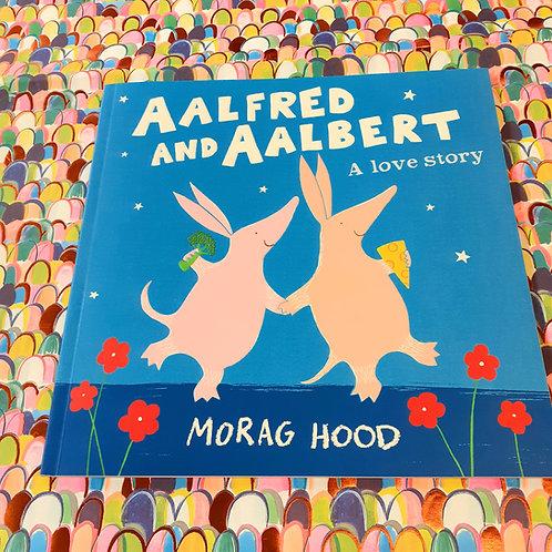 Aalfred and Aalbert | Morag Hood