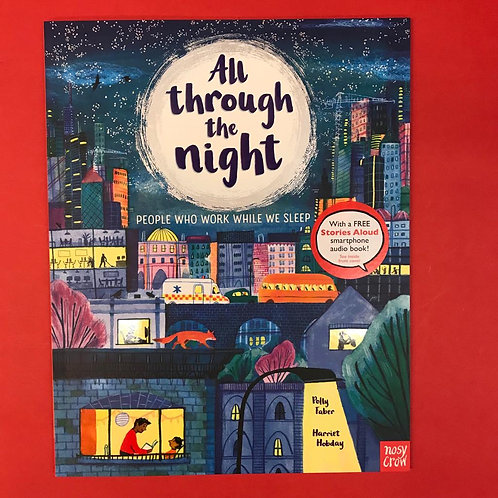 All through the night   Polly Faber, Harriet Hobday