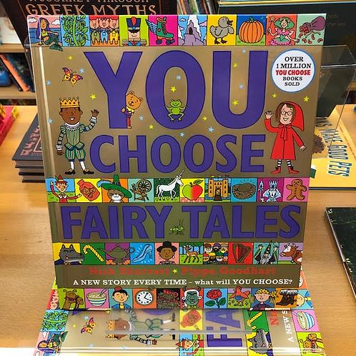 You Choose Fairytales | Nick Sharratt and Pippa Goodhart