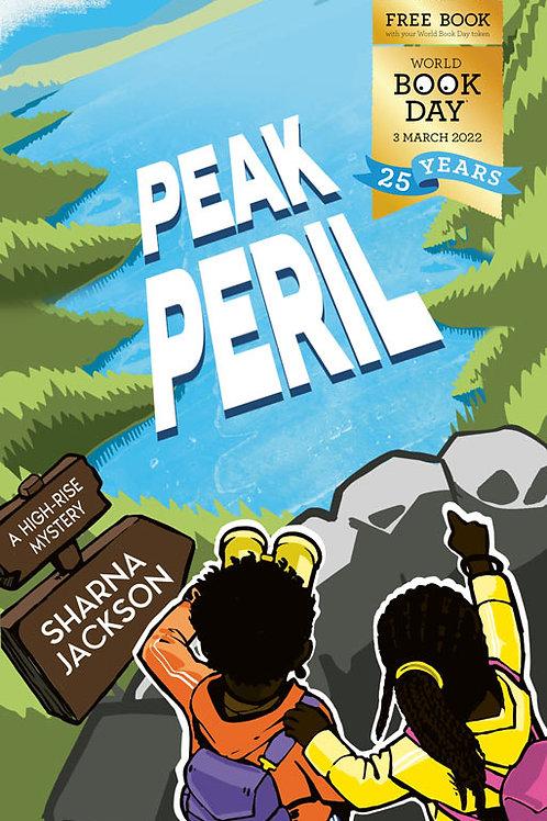 Pack of 50: Peak Peril   Sharna Jackson