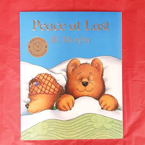Peace At Last | Jill Murphy