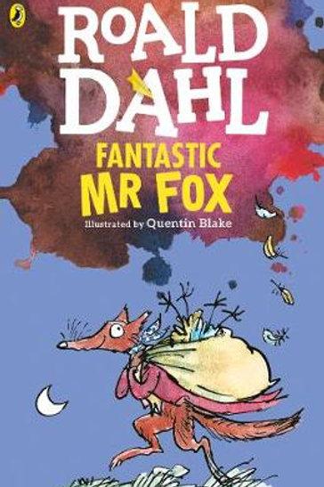 Fantastic Mr Fox | Roald Dahl and Quentin Blake