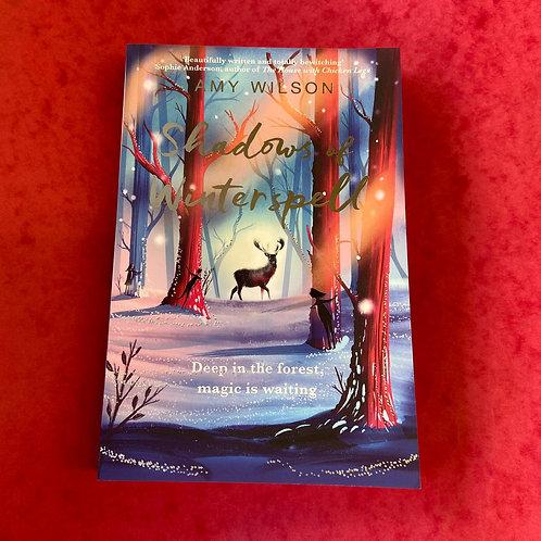 Shadows of Winterspell | Amy Wilson