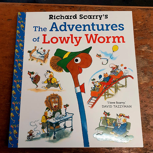 The Adventures of Lowly Worm | Richard Scarry