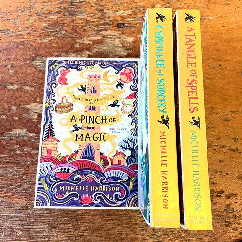 A Pinch of Magic Trilogy | Michelle Harrison