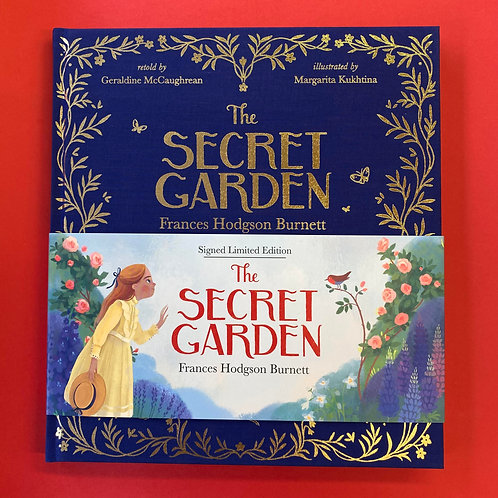 The Secret Garden | retold by Geraldine McCaughrean and Margarita Kukhtina
