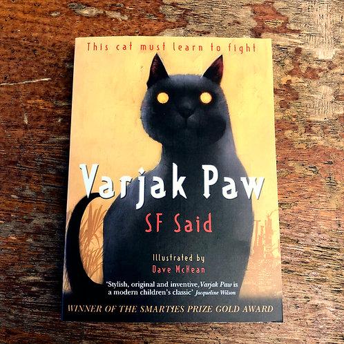 Varjak Paw | SF Said