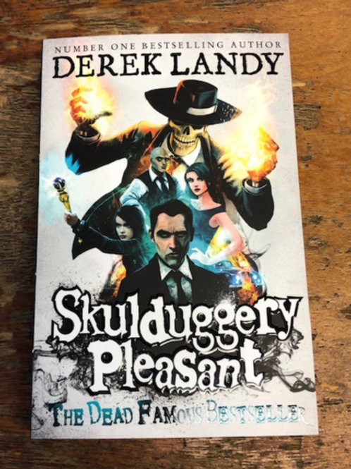 Skulduggery Pleasant Series | Derek Landy