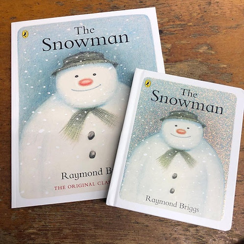 The Snowman | Raymond Briggs