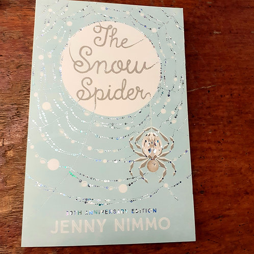 Snow Spider | Jenny Nimmo