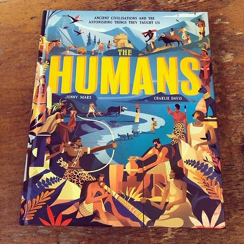The Humans | Jonny Marx and Charlie Davis