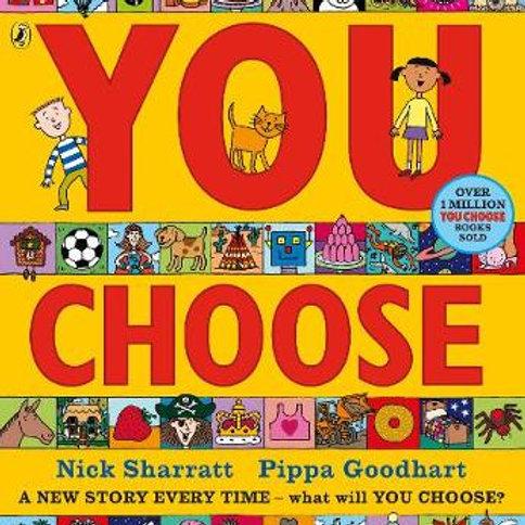 You Choose | Nick Sharratt