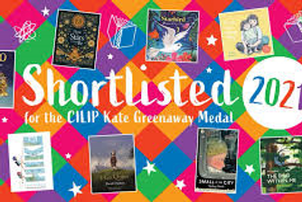 Kate Greenaway Shortlist (8 books)