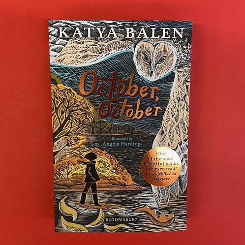 October, October   Katya Balen