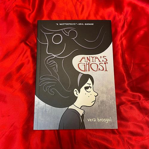 Anya's Ghost   Vera Brosgol