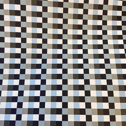Checkered Gift Wrap