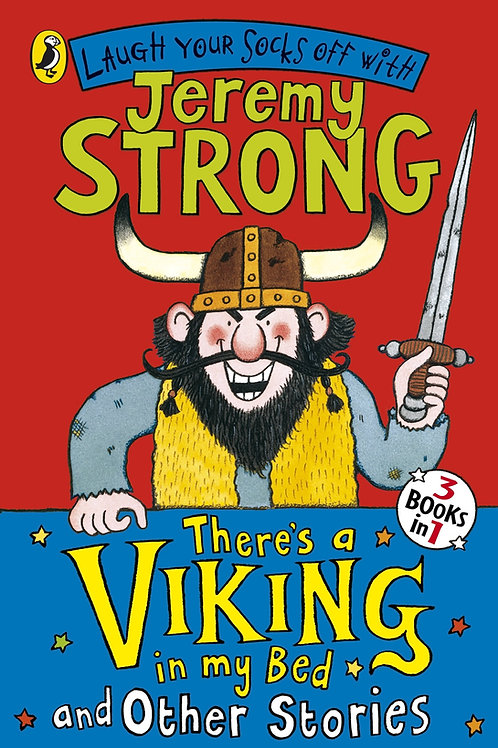 There's A Viking in My Bed, And Other Stories | Jeremy Strong