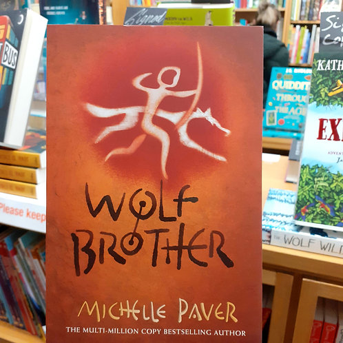 Wolf Brother | Michelle Paver | Chronicles of Ancient Darkness series